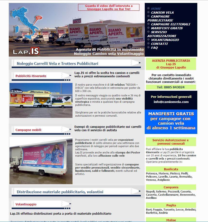Realizzazione siti web ottimizzati seo posizionamento for Sito web di progettazione di pavimenti