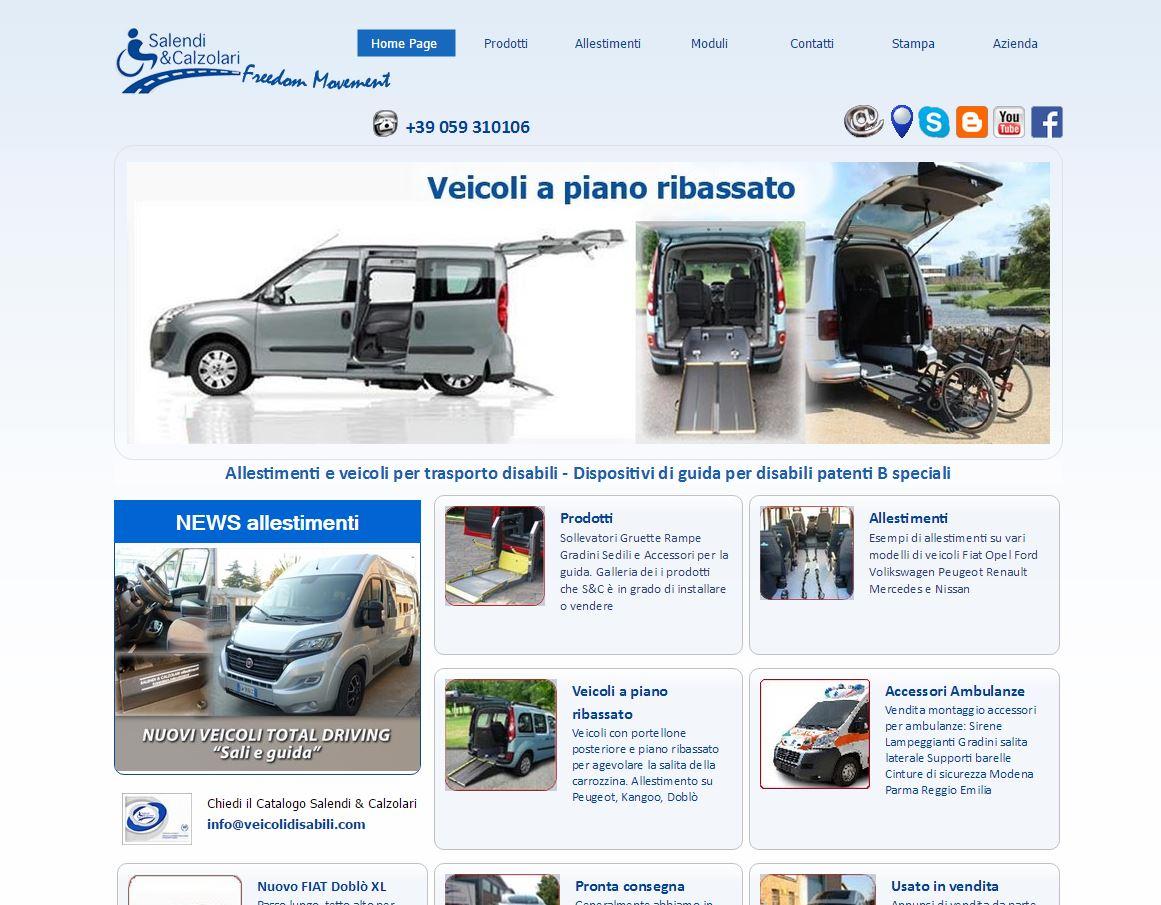 Realizzazione siti web ottimizzati seo posizionamento for Sito web per la progettazione di mobili